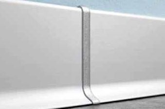 Aluminium Skirting Self Adhesive/Std